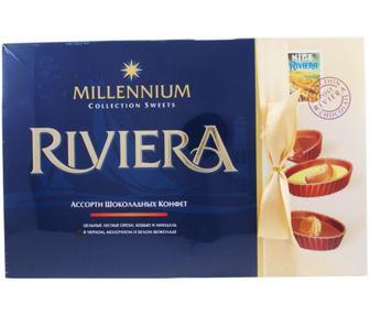 Конфеты Millennium Riviera Nice ассорти 125 г