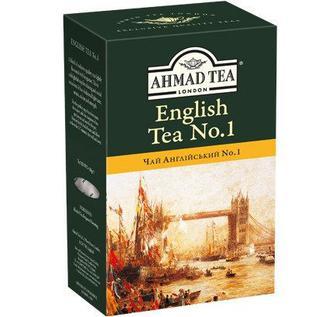 Чай чорний «Англійський №1» AHMAD, 100 г