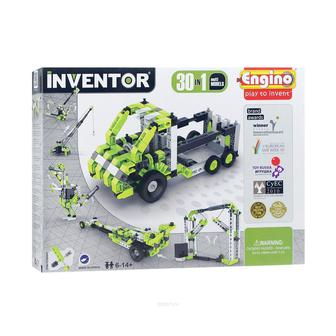 Конструктор Engino Inventor Motorized 30 в 1
