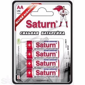 Батарейка SATURN 4 шт