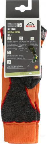 Шкарпетки McKinley 205261-228 р. 27-30 помаранчевий