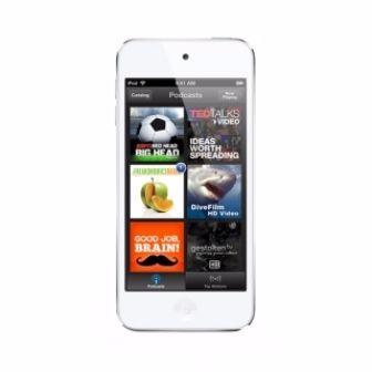 Mp3 плеер Apple iPod Touch 5Gen 64GB White/Silver (MD721) (Original Factory Refurbished)