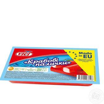 Крабові палички Vici 200г