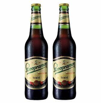 Пиво темне Staropramen 0,5 л