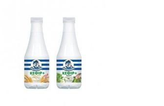 Кефирный продукт Простоквашино 2,4% бутылка, 750г