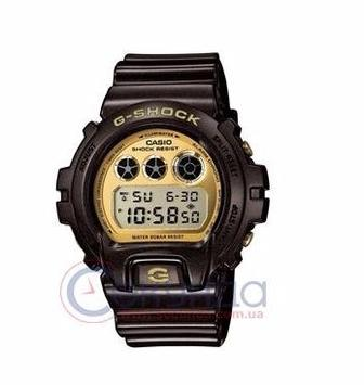 Часы CASIO G-SHOCK DW-6900BR-5ER