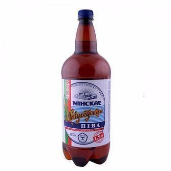 Пиво Жигулівське МІнське 1,5л