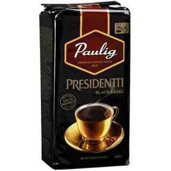 Кава мелена President, PAULING, 250г
