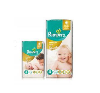 Подгузники Pampers Premium