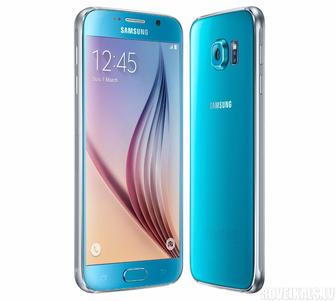 Смартфон Samsung Galaxy S6 SS 32GB G920F Blue
