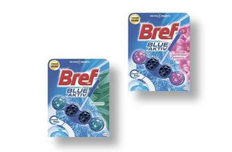 Засіб для чищення унітазу Blue Activ, Bref 50 г