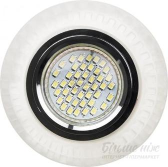 Світильник точковий Blitz MR16 LED G5.3 6400 К білий BL7296 MR16 CHFR