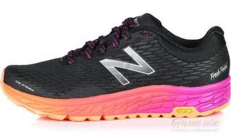 Кросівки New Balance Vibram WTHIERN2 р. 8 чорний із рожевим