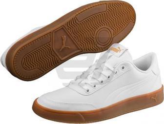 Кеди Puma CourtBreakerLMono 36497604 р. 8 білий
