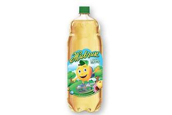 Напій соковий, сильногазований Живчик 1 л