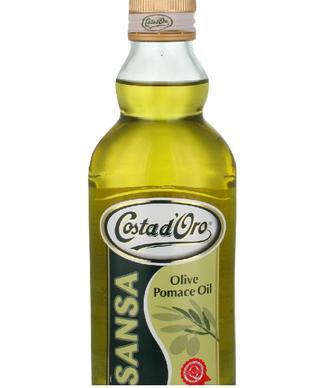 Олія оливкова Sansa Costa d'oro 0,5л