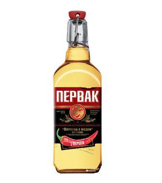 Горілка Перцева з медом або Самогон на абрикосах Первак 0,5л