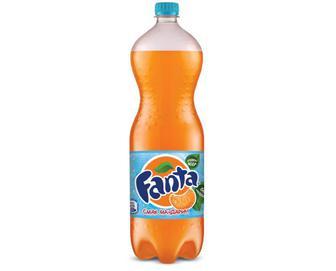 Напій Fanta з мандариновим смаком, 1,5 л