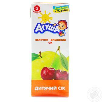 Сік дитячий Агуша 200 мл