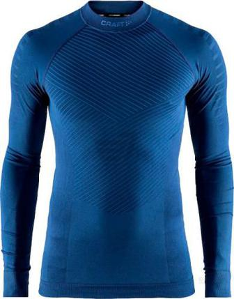 Термофутболка Craft Active Intensity CN LS Man 1905337-391000 S синій