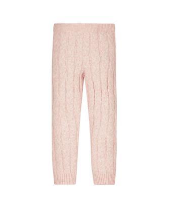 Рожеві вязані легінси від Mothercare