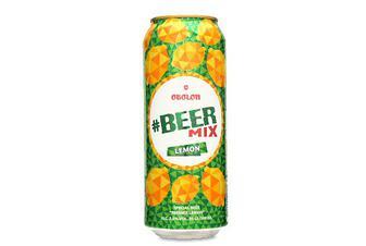 Пиво «Оболонь» BeerMix лимон, з/б, 0,5л