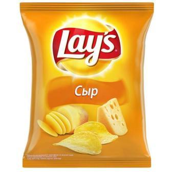 Чіпси картоп, 71г, Lay's