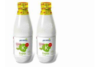 Кефір 1,0 %, Молокія, 900 г