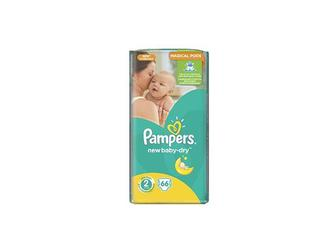 Підгузники Active Baby New Baby Mini, 66 шт. Pampers