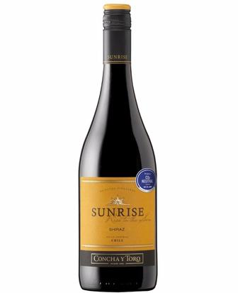 Вино Sunrise Shiraz 0.75