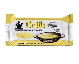 Шоколад білий Zaini Emilia,  200 г