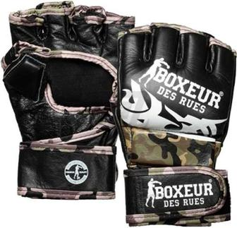 Рукавички для MMA Boxeur BXT-5135 р. S камуфляж