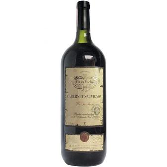 Вино Alianta Vin Casa Veche Каберне-Савиньон чер.сухе1,5л