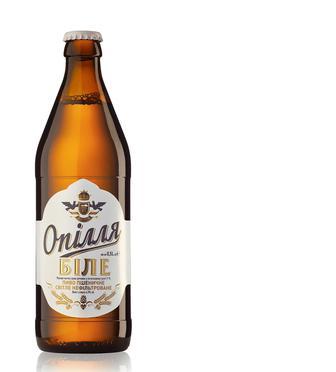 Пиво Біле, Опілля, 0,5л