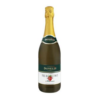 Вино игристое Donelli Fragolino Bianco