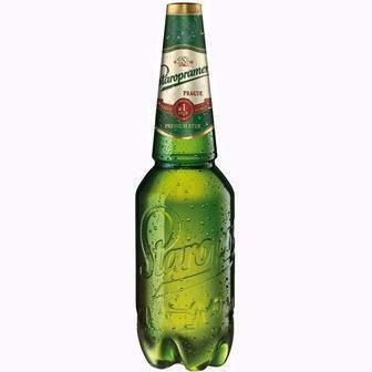 Скидка 21% ▷ Пиво Старопрамен 1 л