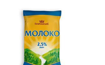 Молоко 2,5%, Галичанське, 950г