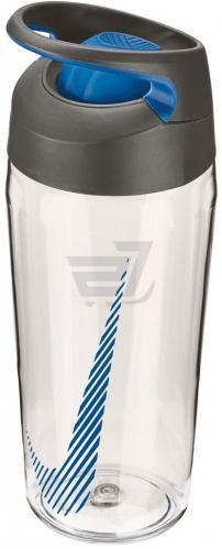 Фляга 473 мл Nike TR Hypercharge Rocker Bottle N.OB.E7.954.16 синій