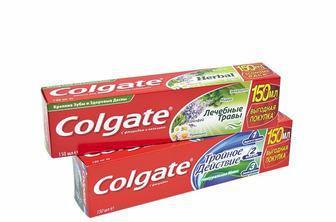 Зубна паста Цілющі трави/ Потрійна дія   Colgate 150 мл