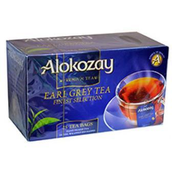 Чай чорний Алокозай 25 шт.