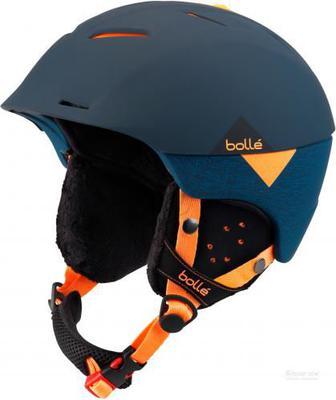 Гірськолижний шолом Bolle Synergy 31481 р. 54-58 помаранчевий