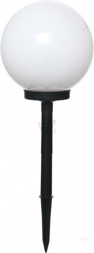 Світильник на сонячній батареї Expert Light ELNf-SGL-250-RGB 0,6 Вт IP44 білий