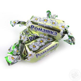 Цукерки Ромашка Roshen, 100 г