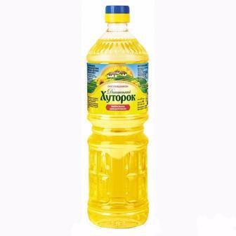 Олія рафінована 0.910 л Хуторок
