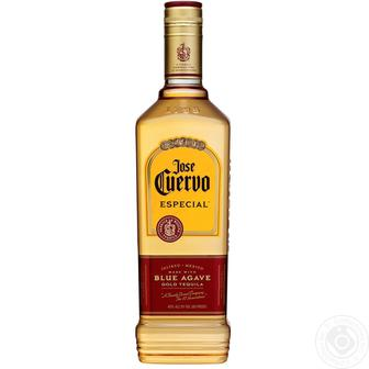 Текіла Especial Reposado або Especial Silver Jose Cuervo 0,5л