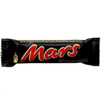 Шоколадні батончики Twix, Snickers, Mars 50 г