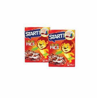 Кульки сніданок Какао Пікс Старт 280 г