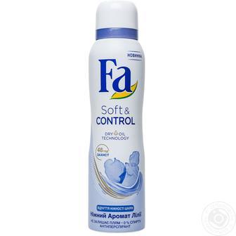 Дезодорант для жінок Fa 150 мл