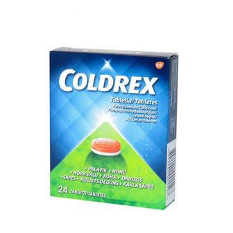Таблетки Колдрекс