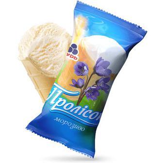 Морозиво Пролісок Рудь 60 г
